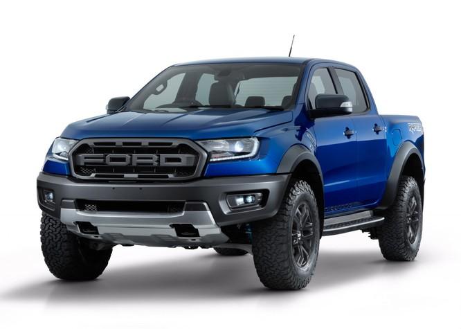 Ford Ranger Raptor 2019 đã xuất hiện, nâng cấp động cơ và hộp số mới ảnh 5