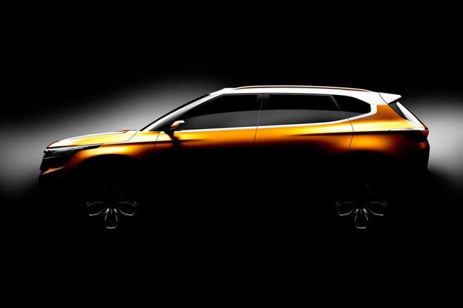 Kia SP Concept ra mắt tại Ấn Độ, sẽ bán ra vào năm sau ảnh 2