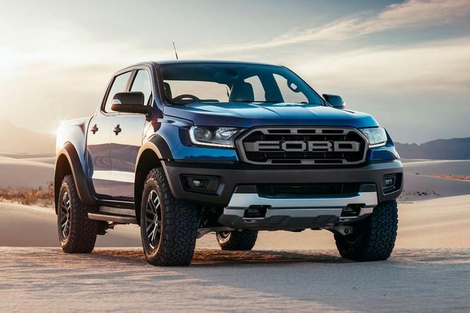 Ford Ranger Raptor 2019 đã xuất hiện, nâng cấp động cơ và hộp số mới ảnh 3