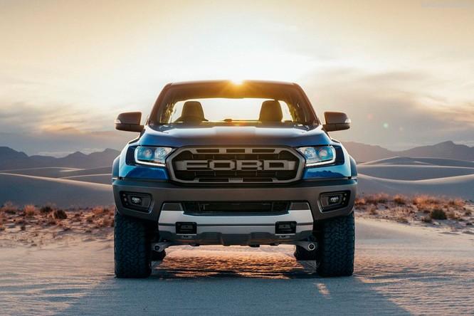 Ford Ranger Raptor 2019 đã xuất hiện, nâng cấp động cơ và hộp số mới ảnh 1