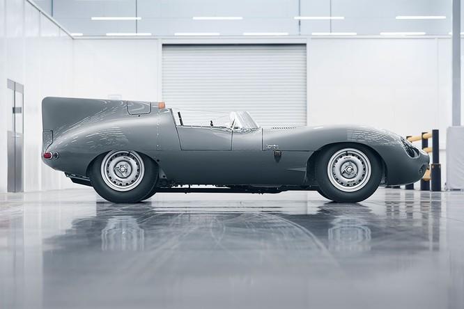 Jaguar hồi sinh mẫu xe đua huyền thoại D-Type ảnh 5