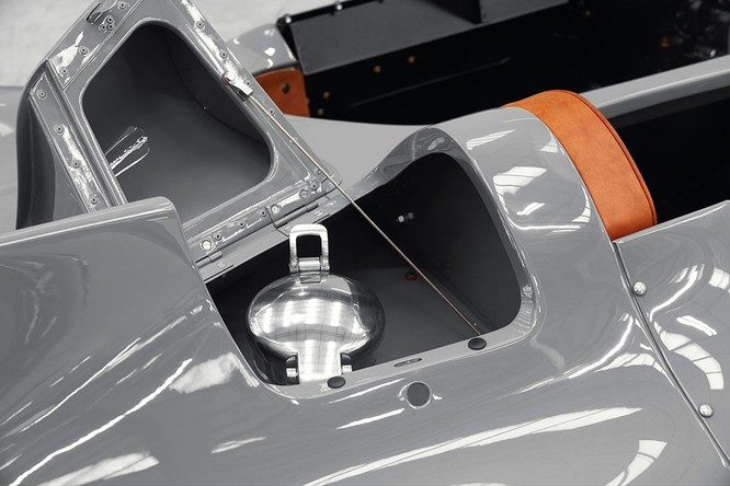 Jaguar hồi sinh mẫu xe đua huyền thoại D-Type ảnh 8