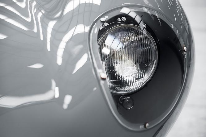 Jaguar hồi sinh mẫu xe đua huyền thoại D-Type ảnh 13