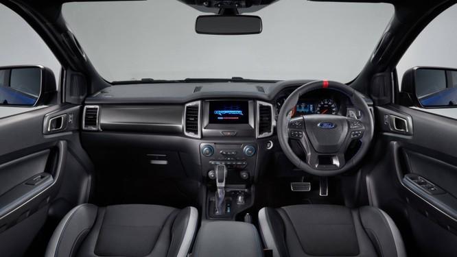 Ford Ranger Raptor 2019 đã xuất hiện, nâng cấp động cơ và hộp số mới ảnh 8