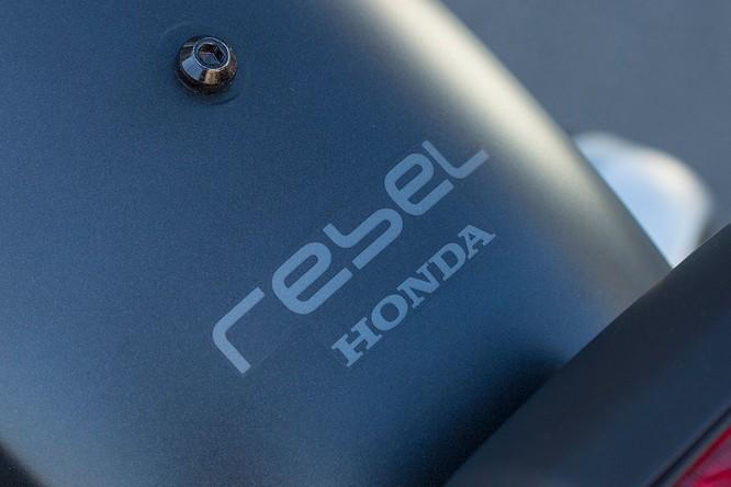 Honda Rebel 300 chính thức được phân phối, cuối tháng 3 có hàng, giá 125 triệu ảnh 9
