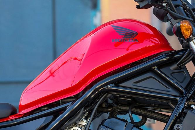 Honda Rebel 300 chính thức được phân phối, cuối tháng 3 có hàng, giá 125 triệu ảnh 10