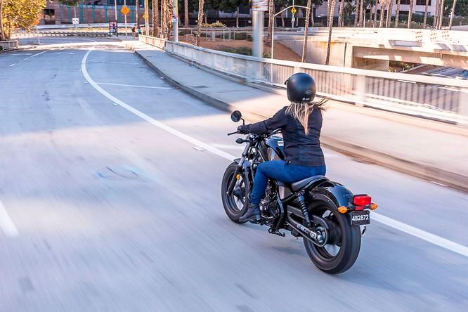 Honda Rebel 300 chính thức được phân phối, cuối tháng 3 có hàng, giá 125 triệu ảnh 6