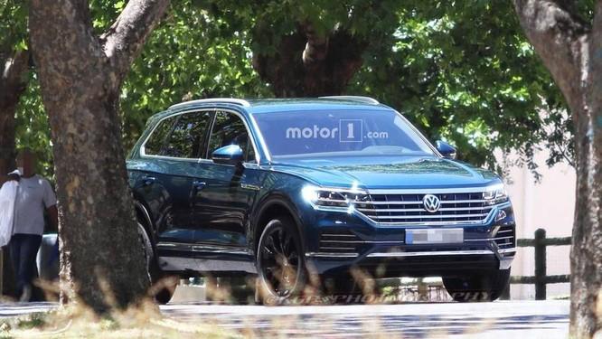 VW Touareg 2019 thế hệ mới chuẩn bị ra mắt toàn thế giới ảnh 2