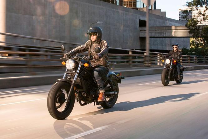 Honda Rebel 300 chính thức được phân phối, cuối tháng 3 có hàng, giá 125 triệu ảnh 1