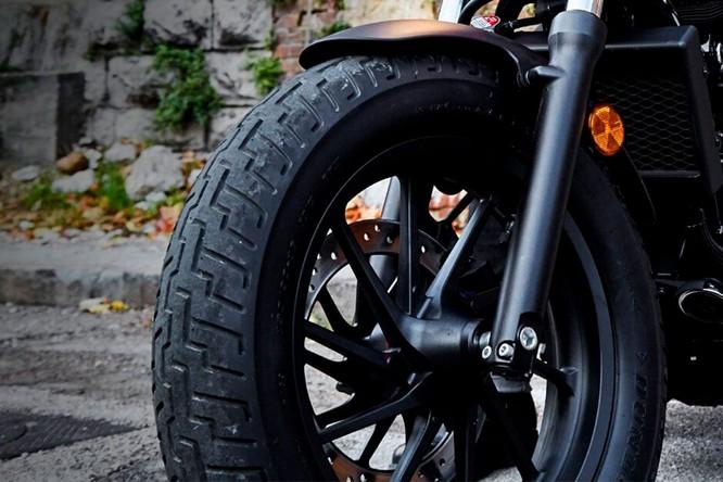 Honda Rebel 300 chính thức được phân phối, cuối tháng 3 có hàng, giá 125 triệu ảnh 12