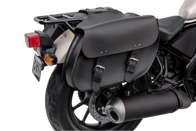 Honda Rebel 300 chính thức được phân phối, cuối tháng 3 có hàng, giá 125 triệu ảnh 14