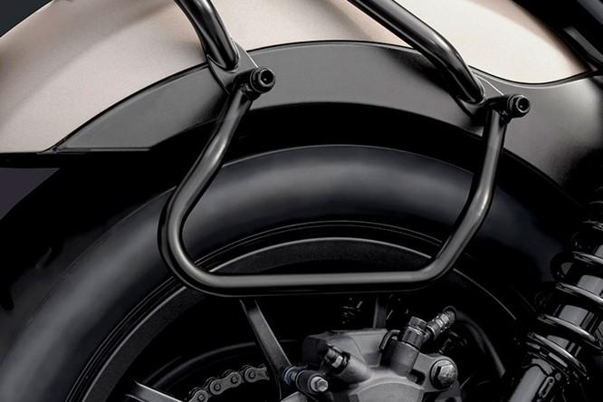 Honda Rebel 300 chính thức được phân phối, cuối tháng 3 có hàng, giá 125 triệu ảnh 15