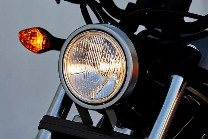 Honda Rebel 300 chính thức được phân phối, cuối tháng 3 có hàng, giá 125 triệu ảnh 16