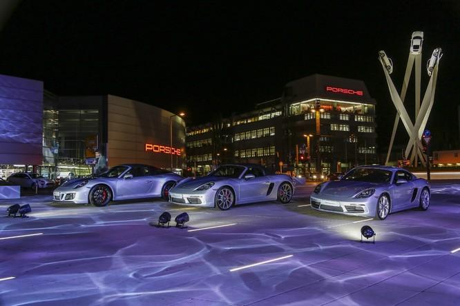 Dòng xe thể thao Porsche: 70 năm tôn thờ một triết lý ảnh 4