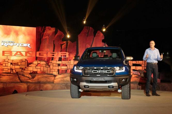Ford sẽ bán Ranger Raptor ở thị trường Mỹ, tại sao không? ảnh 1