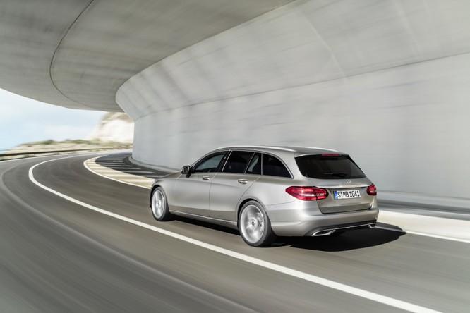 Mercedes-Benz C-Class 2019 sẽ sở hữu nhiều công nghệ của S-Class ảnh 2