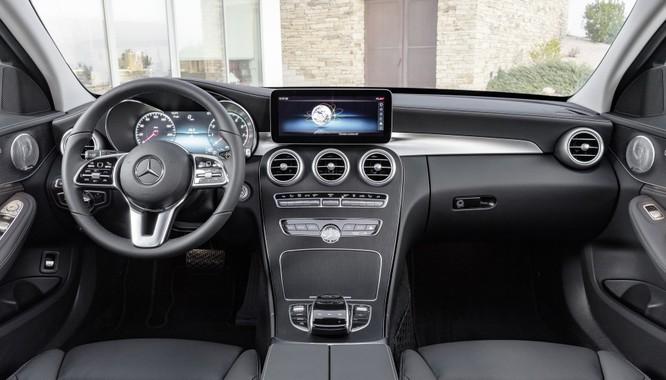 Mercedes-Benz C-Class 2019 sẽ sở hữu nhiều công nghệ của S-Class ảnh 1