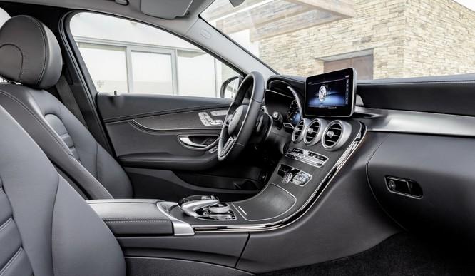 Mercedes-Benz C-Class 2019 sẽ sở hữu nhiều công nghệ của S-Class ảnh 10