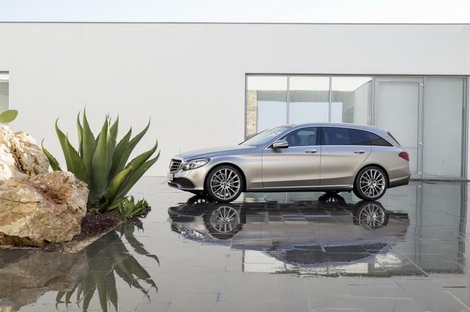 Mercedes-Benz C-Class 2019 sẽ sở hữu nhiều công nghệ của S-Class ảnh 4