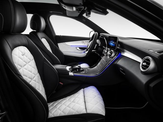 Mercedes-Benz C-Class 2019 sẽ sở hữu nhiều công nghệ của S-Class ảnh 11