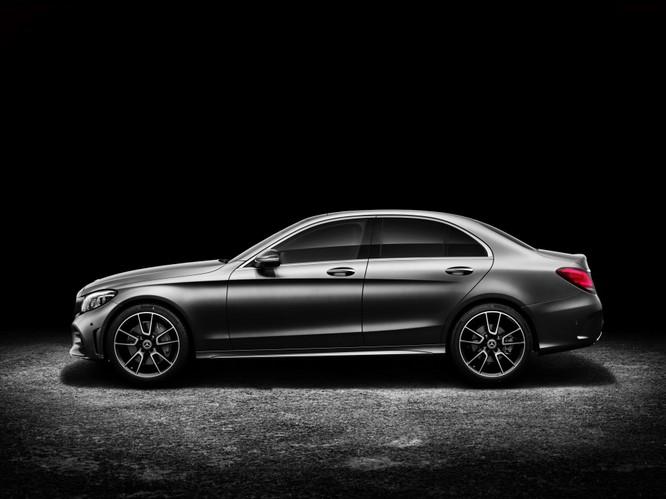 Mercedes-Benz C-Class 2019 sẽ sở hữu nhiều công nghệ của S-Class ảnh 6