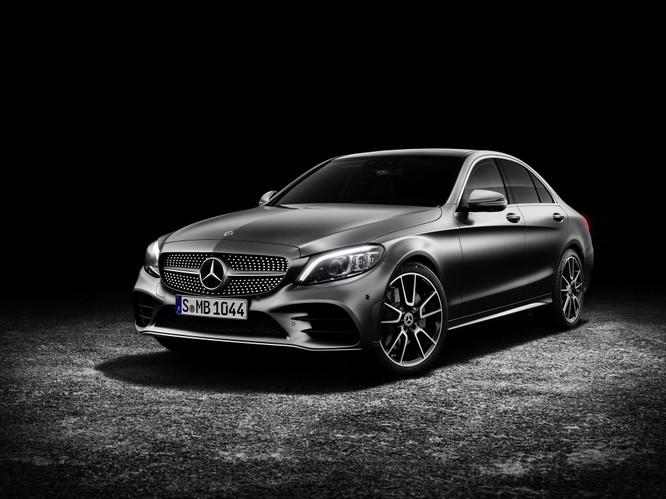 Mercedes-Benz C-Class 2019 sẽ sở hữu nhiều công nghệ của S-Class ảnh 7