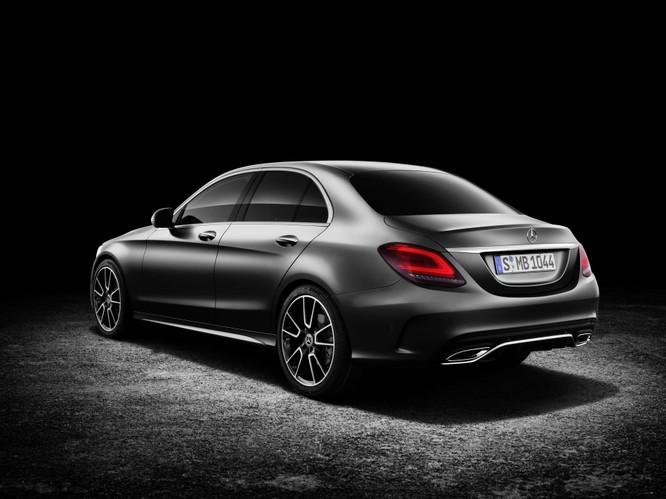 Mercedes-Benz C-Class 2019 sẽ sở hữu nhiều công nghệ của S-Class ảnh 8