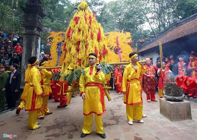 7 lễ hội tâm linh ngay gần Hà Nội không thể bỏ qua trong dịp Tết Nguyên đán ảnh 8