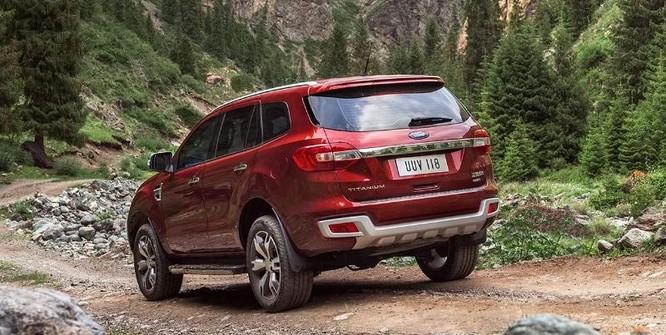 Ford Everest có thể cũng sẽ có phiên bản Raptor? ảnh 1