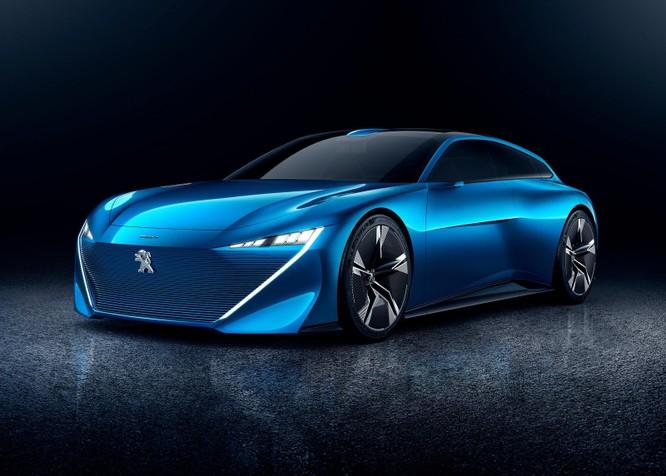 Peugeot 508 2019 thế hệ mới lộ diện trước ngày ra mắt ảnh 2
