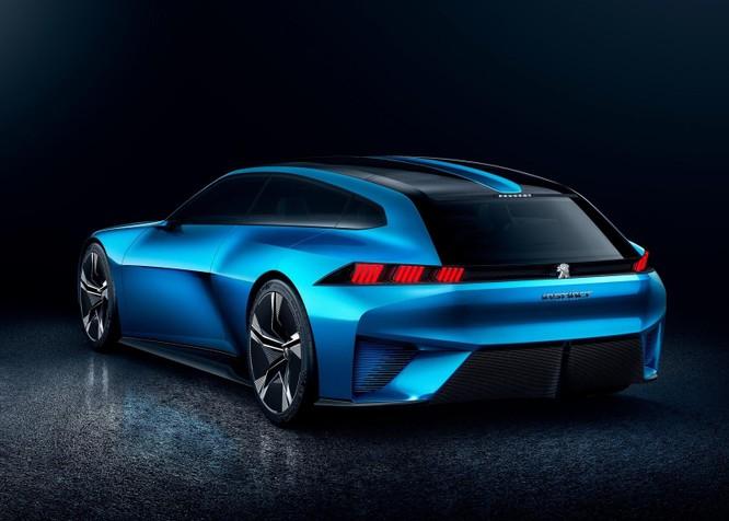Peugeot 508 2019 thế hệ mới lộ diện trước ngày ra mắt ảnh 1