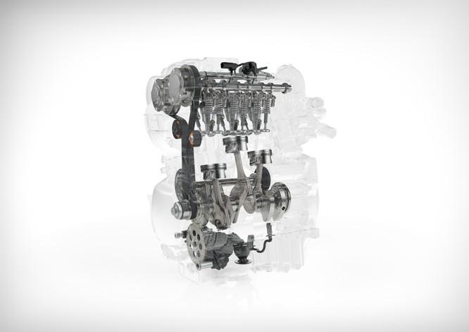 Volvo ra mắt động cơ 3 xi-lanh, áp dụng trước tiên cho XC40 ảnh 1