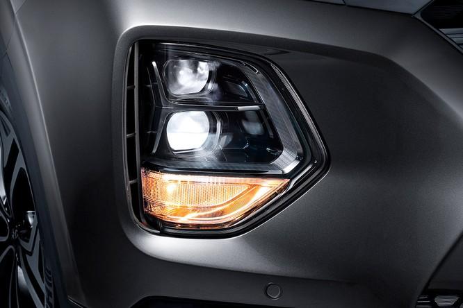 Cận cảnh mẫu Hyundai Santa Fe 2019 vừa chính thức ra mắt ảnh 10