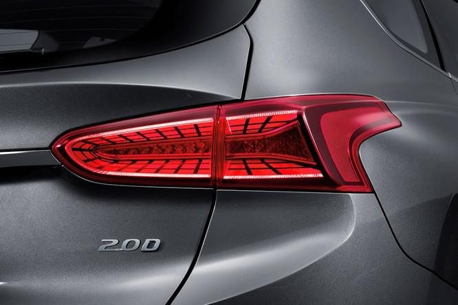 Cận cảnh mẫu Hyundai Santa Fe 2019 vừa chính thức ra mắt ảnh 11
