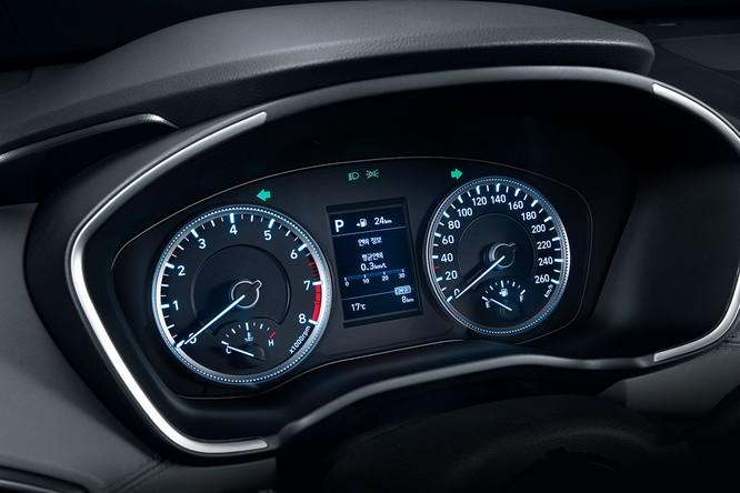 Cận cảnh mẫu Hyundai Santa Fe 2019 vừa chính thức ra mắt ảnh 18