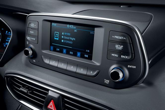 Cận cảnh mẫu Hyundai Santa Fe 2019 vừa chính thức ra mắt ảnh 20