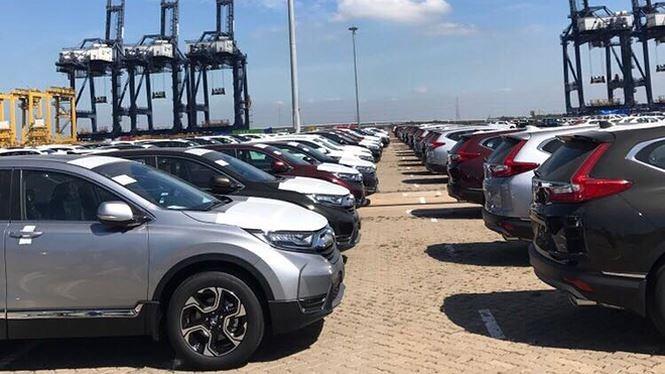 Honda tiên phong đưa ô tô nhập về Việt Nam sớm ảnh 1