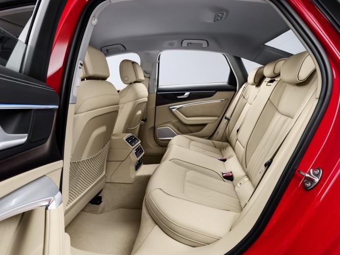 Audi ra mắt A6 2019: Đẹp và hiện đại như đàn anh A8 ảnh 3