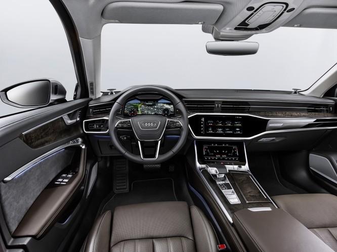 Audi ra mắt A6 2019: Đẹp và hiện đại như đàn anh A8 ảnh 16