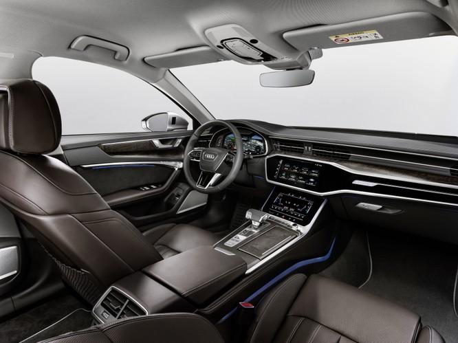 Audi ra mắt A6 2019: Đẹp và hiện đại như đàn anh A8 ảnh 17