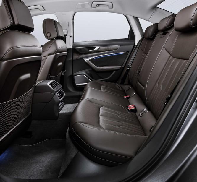 Audi ra mắt A6 2019: Đẹp và hiện đại như đàn anh A8 ảnh 18