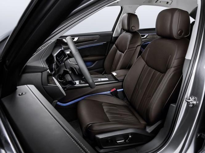 Audi ra mắt A6 2019: Đẹp và hiện đại như đàn anh A8 ảnh 19