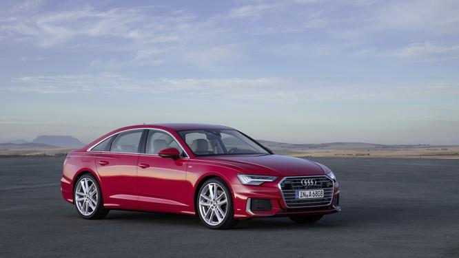 Audi ra mắt A6 2019: Đẹp và hiện đại như đàn anh A8 ảnh 5