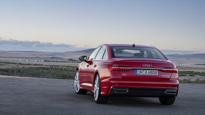 Audi ra mắt A6 2019: Đẹp và hiện đại như đàn anh A8 ảnh 6