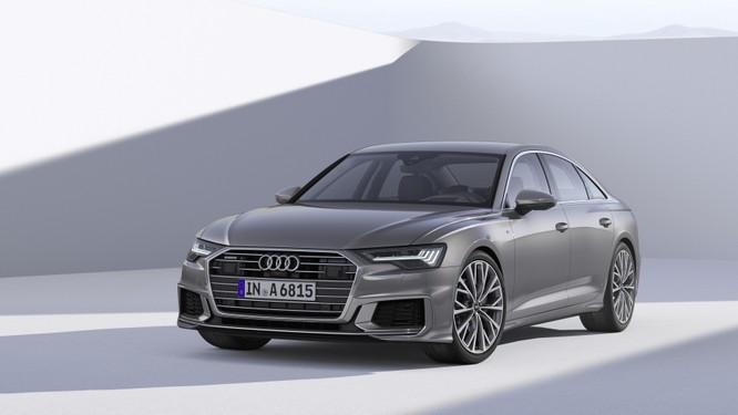 Audi ra mắt A6 2019: Đẹp và hiện đại như đàn anh A8 ảnh 10