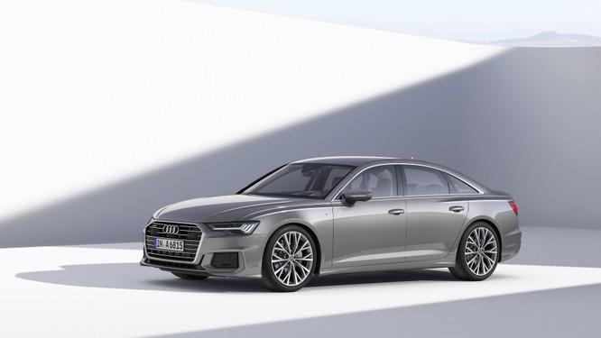 Audi ra mắt A6 2019: Đẹp và hiện đại như đàn anh A8 ảnh 11