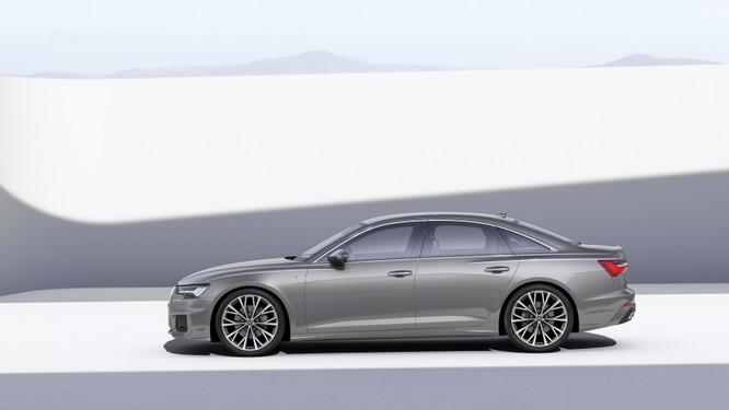 Audi ra mắt A6 2019: Đẹp và hiện đại như đàn anh A8 ảnh 12