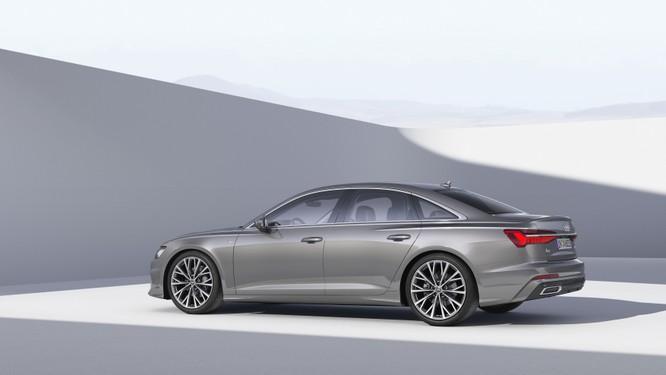 Audi ra mắt A6 2019: Đẹp và hiện đại như đàn anh A8 ảnh 13