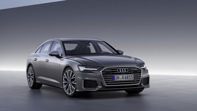 Audi ra mắt A6 2019: Đẹp và hiện đại như đàn anh A8 ảnh 15