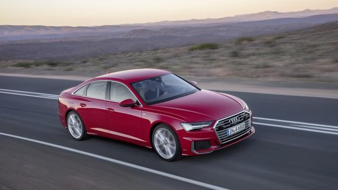 Audi ra mắt A6 2019: Đẹp và hiện đại như đàn anh A8 ảnh 7